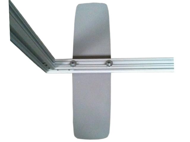 Frieze Frame Foot Assembly