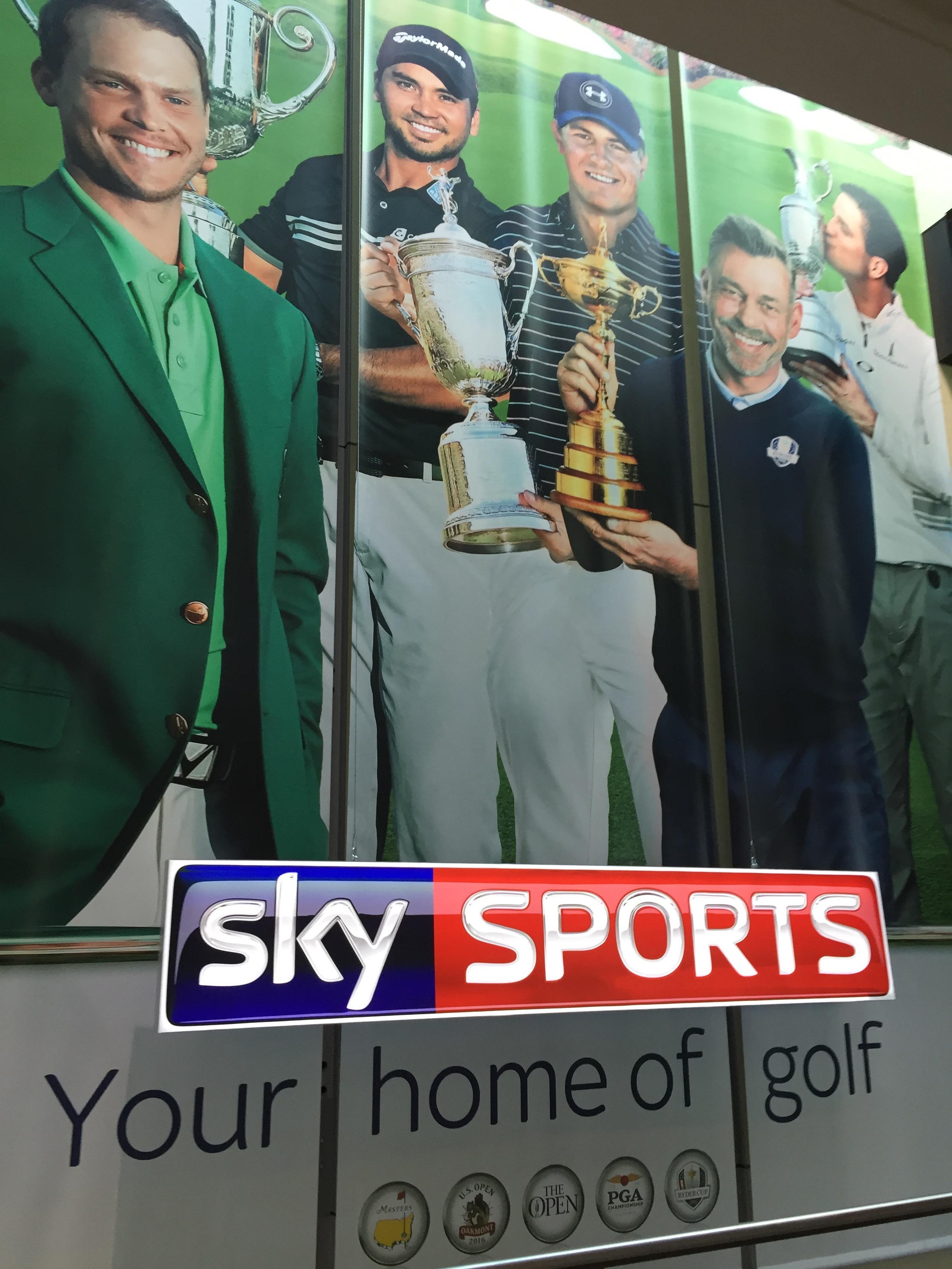 Sky Home Of Golf
