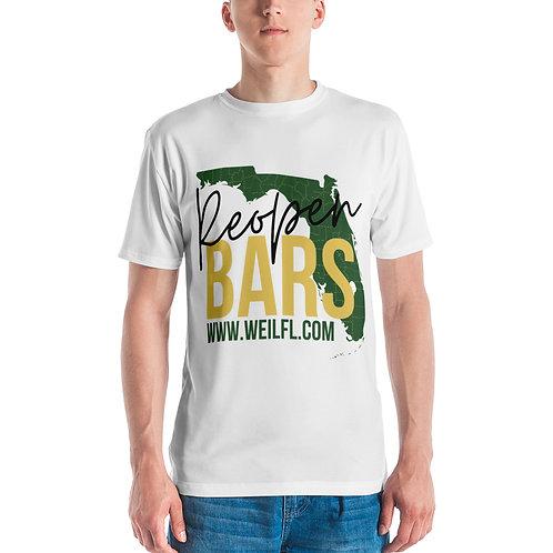Open FL Bars Men's T-shirt