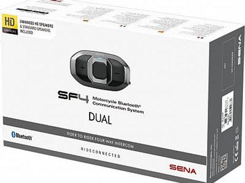 SENA SF4 Bluetooth Intercom Twin Pack