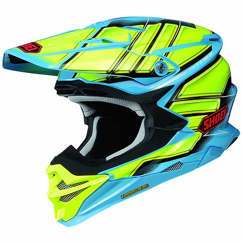 Shoei VFX-WR Glaive tc-2
