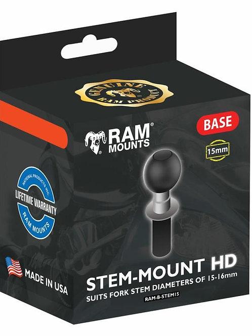 RAM Stem Mount HD 15-16mm
