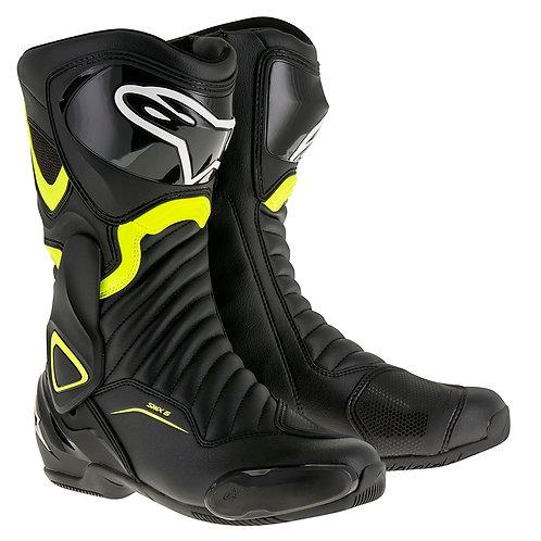 Alpinestars Smx-6 V2 Black Yellow