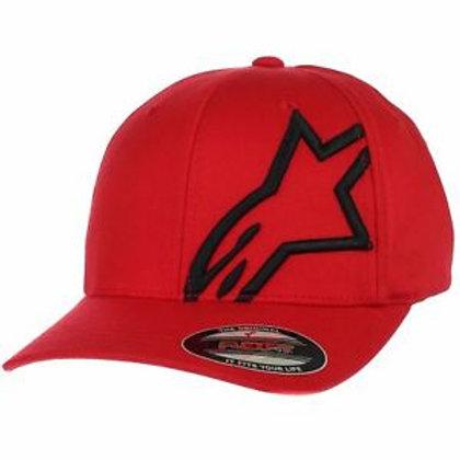 Alpinestars Corporate Shift Hat Red/Black