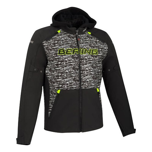 Bering Drift Grey Jacket