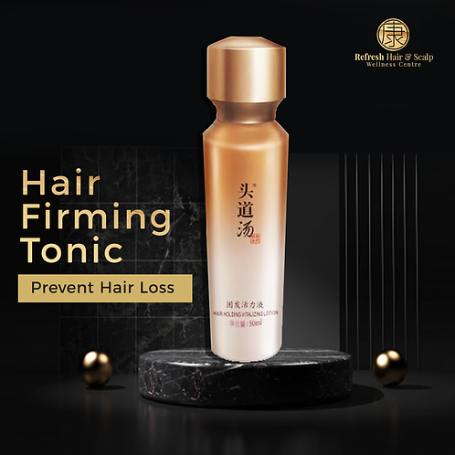 Hair Firming Tonic @ 50ml