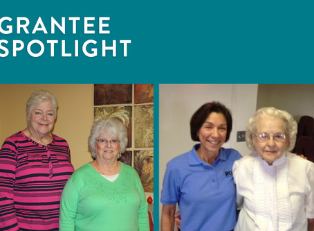Grantee Spotlight: Community Services' Friendly Visitor Program