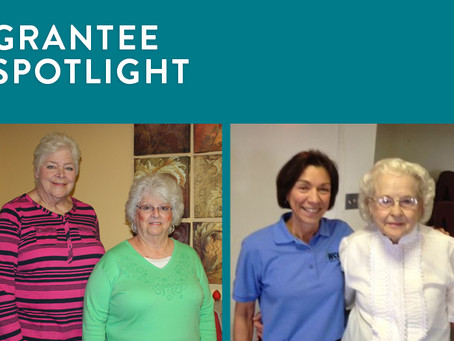 Grantee Spotlight: Community Services' Friendly Visitor Program