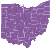 Ohio shape