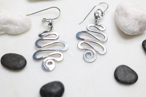 earrings, silver earrings, silver jewelry, dangling earrings,costume jewelry,online jewelry,jewelry for women,fashion jewelry