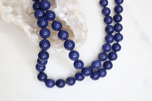 necklace, jewelry, lapis necklace, stone necklace, costume jewelry, fashion accessory, beaded necklace, statement necklace