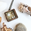 necklace, pendant, shadow box pendant, fashion accessory, statement piece, beach jewelry, costume jewelry,marine jewelry