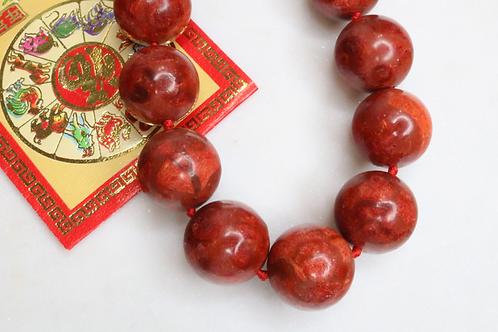 necklace, statement piece, costume jewelry, jewelry, red necklace, beaded jewelry, beaded necklace, glass beaded jewelry