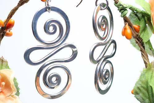 earrings, dangling earrings, whimsical earrings, silver earrings, jewelry online, costume jewelry, fashion accessory, fashion