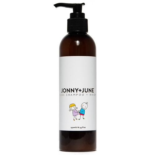 JONNY+JUNE Children's Shampoo + Body Wash