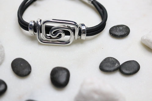bracelet, silver bracelet, leather bracelet, mens bracelet, womens bracelet, online jewelry, costume jewelry,fashion jewelry,