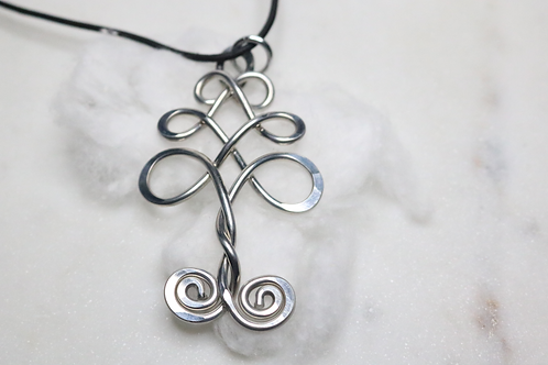 pendant, silver pendant, aluminium pendant, tree pendant, fashion accessory, costume jewelry, fashion jewelry, tree jewelry,