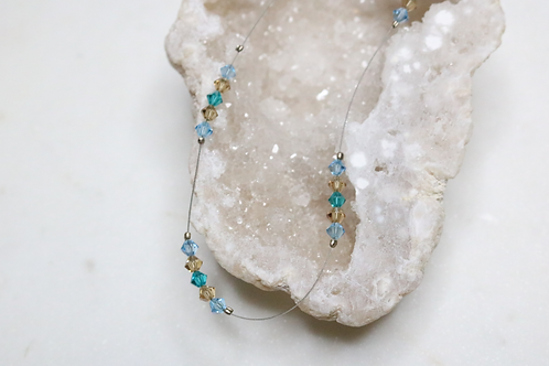 jewelry, necklace, fashion accessory, fashion jewelry, costume jewelry, beaded necklace, blue necklace, statement piece