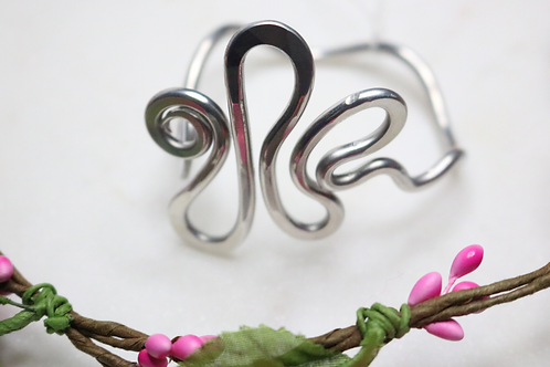 bracelet, cuff, bracelet cuff, silver cuff, silver bracelet, whimsical cuff, costume jewelry, jewelry for women