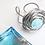 metal cuff, metal bracelet, North Carolina Jewelry, NC jewelry, center stone cuff, woman's jewelry, costume jewelry,