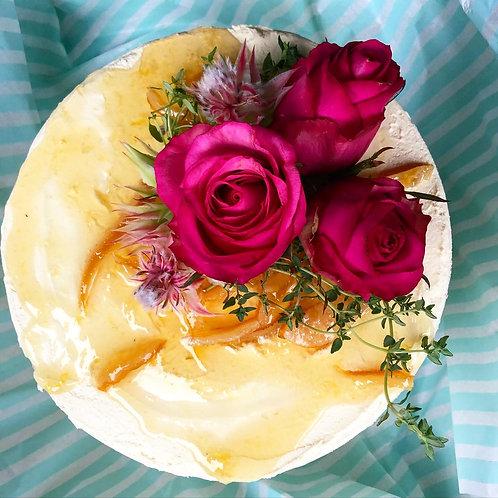 Lemon and Thyme Cake
