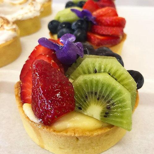 French Fruit Tartlet
