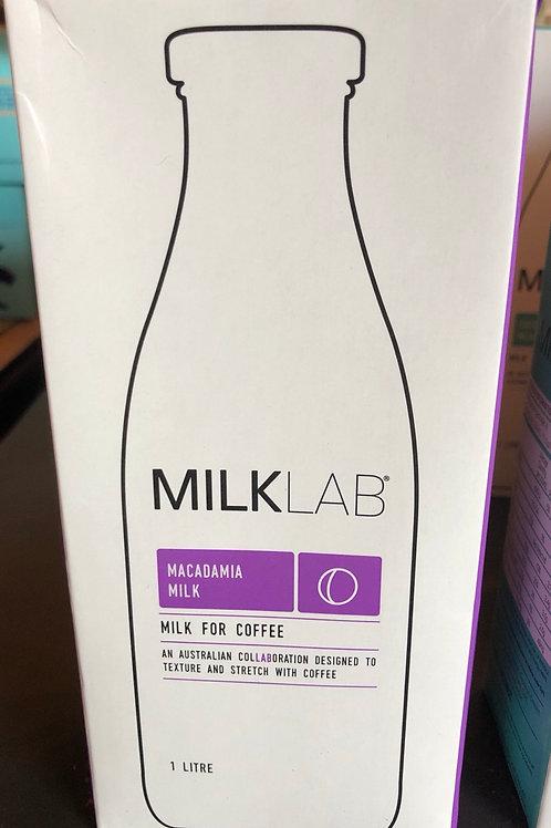 Macadamia Milk MILKLAB