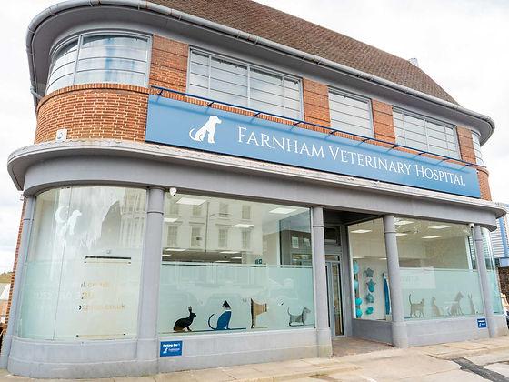 Farnham Front