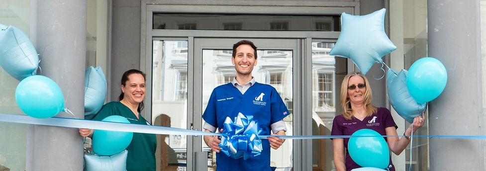 Farnham Veterinary Hostpital Opening