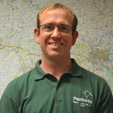 Andy Stokes BVSc CertAVP (Cattle) MRCVS
