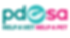pdsa Pet Aid logo, charities we work with
