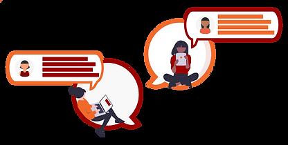 Share your progress in SODA Slack Network