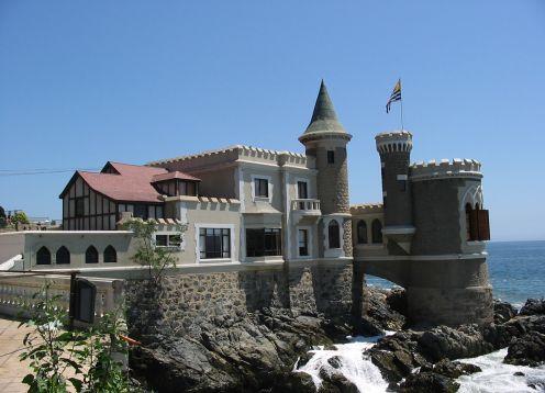 Castillo Wulff Vina del Mar
