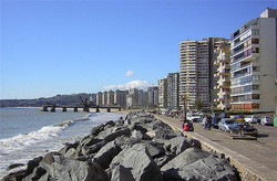 Avenida Peru vina del mar