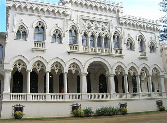 Museo Bellas Artes vina del mar