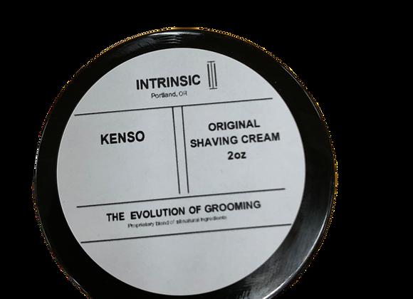 """KENSO """"NON~FOAMING"""" SHAVING CREAM"""