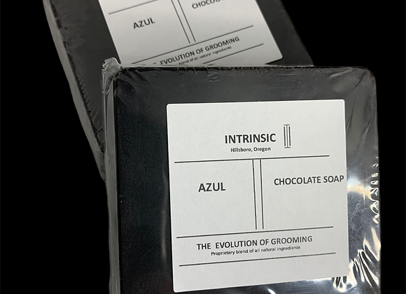 AZUL  CHOCOLATE SOAP