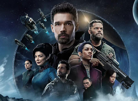 Separating Art From Artist: The Expanse