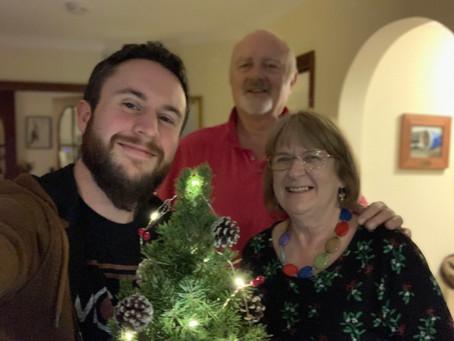 Early Family Xmas Visit