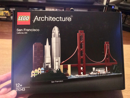 Lego For Grown Ups