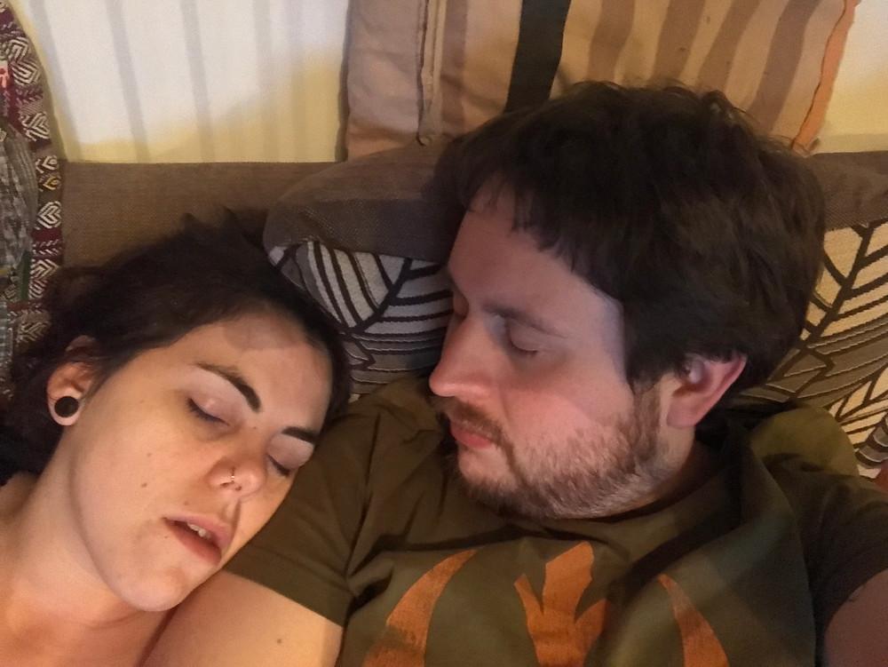 Does anyone look good while sleeping?