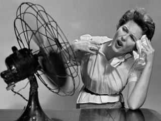 Agopuntura per fronteggiare le vampate in menopausa