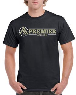 PA Shirt_Black and Gold 2-Tone