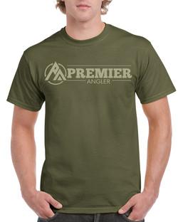 PA Shirt_Military Green
