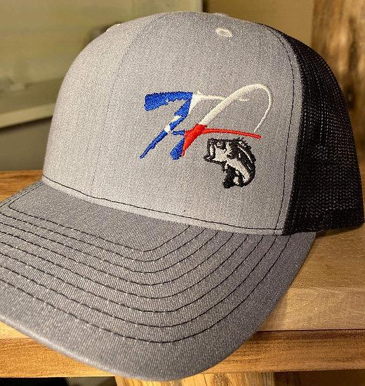 Texas Fishing Hat