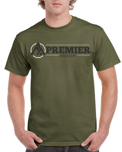 PA Shirt_Olive and Black