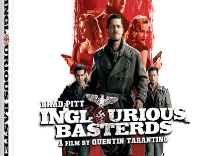 INGLORIOUS BASTERDS - Tarantino's WW2 Fantasy arrives in 4K Ultra HD