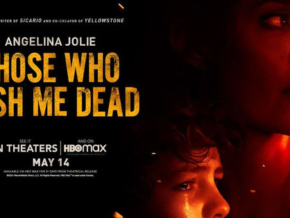 THOSE WHO WISH ME DEAD review by Victoria Alexander