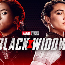BLACK WIDOW review by Taylor T. Carlson