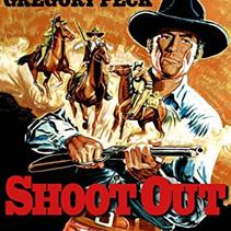 SHOOTOUT Kino-Lorber Blu-Ray by John Larkin